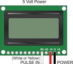 analog digital meter diy geiger counter page 8 5 volt wiring diagram