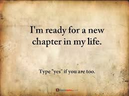 New Chapter In Life Quotes