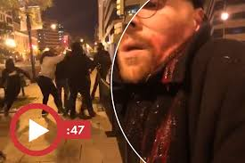 Proud Boys leader stabbed after being ...