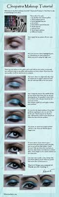 cleopatra makeup tutorial by princessnami on deviantart