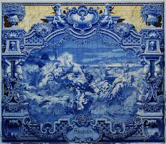henry the navigator in the age of exploration writework english panel of glazed tiles by jorge colaccedilo 1922 representing henry the