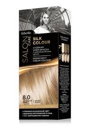 <b>Стойкая крем-краска для</b> волос «Шелковое окрашивание», тон ...