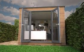 office cube door. French Doors Are Normally The Standard Option On This Style Of Garden Office Cube Door C