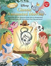 licensed learn to draw disney storybook artists 9781633221352 amazon books