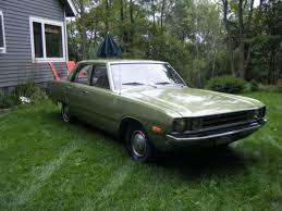 1972 dodge dart base sedan 4 door clic vehicle