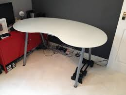 ikea glass office desk. Comely Furniture For Home Interior Decoration Using Ikea Glass Desk : Office O