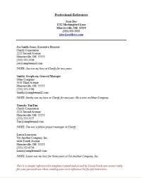 How To Create A Reference Page For A Resumes How To Title References Page For Resume Resume References