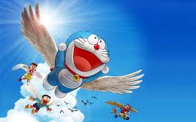amazing doraemon high quality wallpaper