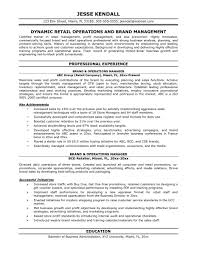 Plant Manager Resume Example