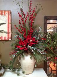 Make Christmas Flower Arrangements best 25 christmas floral arrangements  ideas on pinterest diy decor inspiration