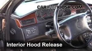 1992 2002 cadillac eldorado interior fuse check 2000 cadillac open hood how to 1992 2002 cadillac eldorado