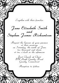 create free invitations online to print online printable wedding invitations print invitations online