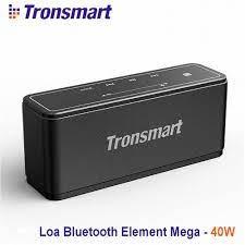 Loa Bluetooth công suất 40W, Pin cực trâu, âm thanh trầm ấm TRONSMART  Element Mega TM-250394