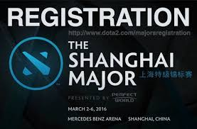 shanghai major team registration dotammr