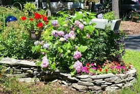 mailbox landscaping with culvert. Simple Culvert Landscaping Around A Mailbox Planting Flowers And Vines  With Stone Wall Bed Gazing To Mailbox Landscaping With Culvert D