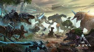 New Ark Survival Evolved Extinction Expansion Is Live On Pc