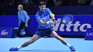 Novak Djokovic: Dominic Thiem 'Was Just Literally Smacking The Ball As Hard  As He Could' At Nitto ATP Finals In London | ATP Tour