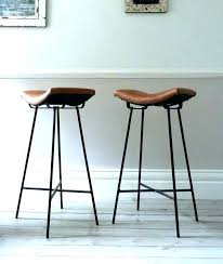 milano woven leather barstool stool saddle bench terrific best ideas on bar stools seat mountain hunte