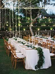 garden wedding reception wedding