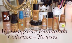 my foundation collection reviews for oily skin