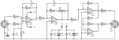 balanced input output pre amplifier circuit circuit wiring diagrams balanced input output pre amplifier
