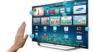 Gesture control is a common navigation method in some premium smart TV platforms What Smart TV? Best 4k UHD Platform Deals \u0026 Reviews