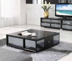 Placing Furniture In A Small Living Room Furniture Country Square Brown Textured Wood Small Coffee Table