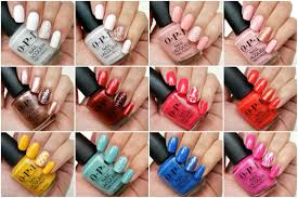 the opi lisbon collection for spring 2018 is really a fun and beautiful collection most of the nail polishes are easy to apply with exception of the