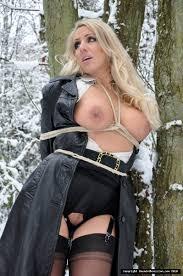 BDSM Fetish Lucy Zara Bondage