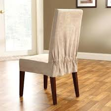 fearsome armless dining chair slipcover image concept