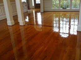 image of oak hardwood flooring finishing