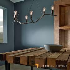 Tech lighting surge linear Pendant Tech Lighting 700lsakmb Commerciallightingsuppliercom Akimbo Linear Suspension By Tech Lighting Commerciallightingsupplier