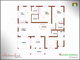 46 Fresh Gallery Of Kerala Style 3 Bedroom House Plans Single Floor