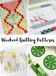 Weekend Quilting Patterns: 34 Quick Quilts to Make in a Weekend ... & Weekend Quilting Patterns Adamdwight.com