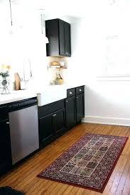 machine washable kitchen rug cotton rugs runner hallway mats 4 foot wide carpet runners