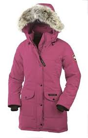 Canada Goose Trillium Parka Summit Pink For Women