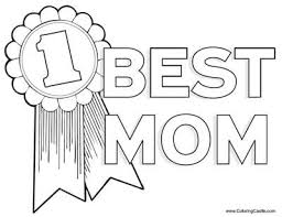 Small Picture MOTHERS DAY COLORING PAGES may crafts Pinterest Happy