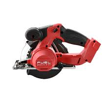 metal cutting circular saw. milwaukee 2782-20 m18 fuel metal cutting circular saw back