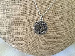 charleston gate jewelry charleston city market sterling silver pendant necklace