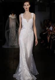 classic sheath wedding dress kleinfeld bridal