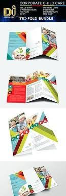 Template School Prospectus Intro Template Brochure Word School