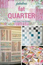 900+ Free Quilting Patterns | FaveQuilts.com & 14 Fabulous Fat Quarter Quilt Patterns Adamdwight.com