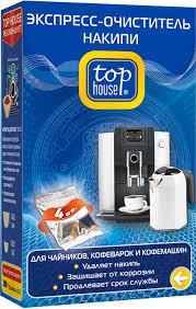 """Экспресс-<b>очиститель накипи</b> """"<b>Top House</b>"""" для чайников ..."""