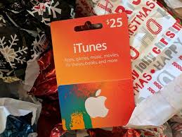 an itunes gift card as an android user