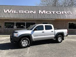 2012 Toyota Tacoma - 013673 | Wilson Motors | Used Cars For Sale ...