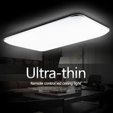 Discount kids bedroom lighting fixtures ultra Bedroom Kitchen Remote Control Ultra Thin Surface Mounted Led Light Fixture For Living Room And Kids Ceiling Light Led Plafond Aliexpress Remote Control Ultra Thin Surface Mounted Led Light Fixture For