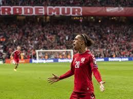 Dänemark ist ein skandinavisches land in nordeuropa. Fussball Em Viel Bundesliga Beteiligung Bei Danemark Gegen Finnland