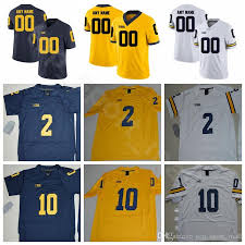 Yellow Kemp Oliver Mccaffrey 10 Wolverines College Dylan Devin com Michigan From Blue Carlo Men mall Jersey White sport 2 Dhgate Martin 20 2019 Bush Top 31 Football Jerseys