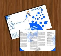 Free Two Fold Brochure Template 12 Attention Grabbing Bi Fold Brochure Free Psd Templates