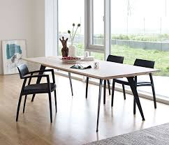 Sustainable Dining Tables Modern Tables Green FurnitureModern Rustic Dining Furniture